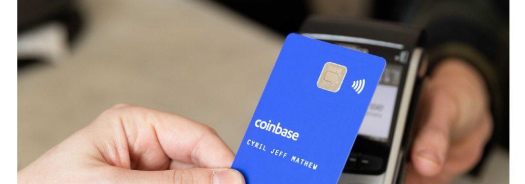 Coinbase卡